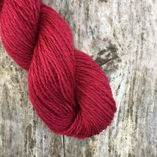 19 Sorrel Red 4ply